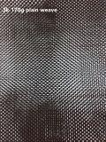 paño de las telas de la fibra del carbón 3K en la tela cruzada del rodillo del carbón para la venta