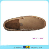 Pattini casuali della nuova di disegno scarpa da tennis superiore del cuoio