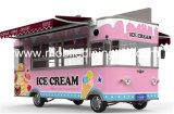 Тележка мороженного/тележка еды с Ce и ISO