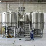 600L Calefacción de vapor o la calefacción eléctrica equipo de destilación de cerveza