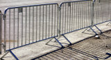 barriere galvanizzate tuffate calde di controllo di folla di 2500mm x di 1200mm