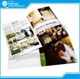 Impression faite sur commande bon marché polychrome de livre de tourillon
