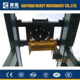 SGSの容器の処理のための電気移動式ガントリークレーンを通して