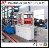 Machine de fabrication de brique automatique de matériau de construction Qt4-20