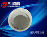 Polvere di ceramica granulata Sic per i materiali a prova di proiettile e di schiacciamenti