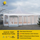 High peak CLEAR Roof Pagoda party Tent 10X10m