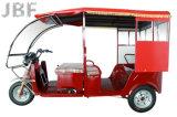 Электрический рекламируя трицикл груза, электрический укомплектоватьнный личным составом трицикл