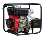 관개와 진화 Dp30h (e)를 위한 디젤 엔진 수도 펌프 3inch (80mm) 고압 수도 펌프