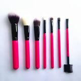 7pcs conjunto de cepillos cosméticos sintéticos (HERRAMIENTA-129)