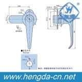 Governo L serratura della maniglia (YH9671) del metallo del fermo del manico a t