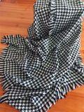 Оптовый новый тип шарфа Houndstooth женщин с краем Wj10301014