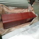 コイルの熱間圧延の波形の電流を通された鋼鉄屋根ふきシート