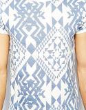 Tous les hommes personnalisé au cours de l'impression Vintage Tee-shirts