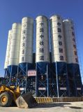 PLC Automatic Concrete Mixing Seedling, Hzs90 Concrete Batching Seedling