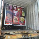 Professional Trailer de fast food móveis personalizados para venda