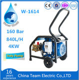 Hochdruckreinigungs-Geräten-Dieselmotor-Abwasserkanal-Gefäß-Reinigungsmittel-Maschine