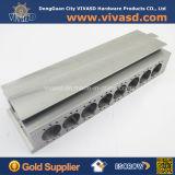 복잡한 CNC 맷돌로 가는 서비스 알루미늄 정밀도 기계 부속