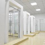 Loiça sanitária 8 mm de chuveiro simples de vidro temperado para 1500 mm de largura