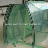 4mm-19mm中国工場によって曲げられるThoughenedの建物ガラス