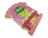 Distintivo su ordine di Pin del risvolto di stile del fumetto del metallo di Jiabo