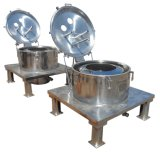 PS1200nc centrifugeert het Hete Roestvrij staal van de Verkoop Machine voor Zout