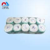 Tejido de cuarto de baño caliente de la venta de la fabricación de papel
