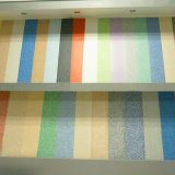 Однородная виниловое покрытие Ролл ПВХ напольных покрытий (HN-2008)