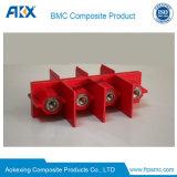 BMC пресс-форм для высокой скорости компонентов топливораспределительной рампе с помощью штифта вставить