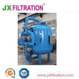 Industriales riego Piscina filtro de arena para tratamiento de agua