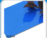 польза панели лоснистого цвета 3mm алюминиевая составная для крытого украшения