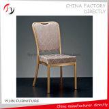 Оптовая голубая комната функции пробки серебра ткани поставляет еду стул (BC-202)