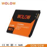 Móvil de alta capacidad de Batería para Samsung Nota 4