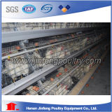 Kenia-Huhn-Bauernhof-heißer Verkaufs-Schicht-Geflügel-Huhn-Rahmen