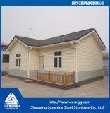 Легких стальных структуры в сегменте панельного домостроения в доме с Q235 материала