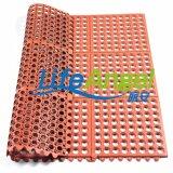 Stuoia di gomma di anti affaticamento/stuoia di gomma della gomma di resistenza della stuoia/olio della stanza da bagno