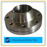 ANSI B16.5 da flange 600# do aço inoxidável A182 F304L Wnrf