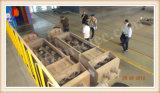 Mélangeur d'argile de norme européenne pour la brique faisant la centrale