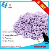 Alimentación de animales de compañía: aroma a lavanda Tofu cat litter