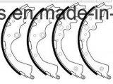 Haute qualité pour les mâchoires de frein de pièces automobiles Haice F2378/K2378
