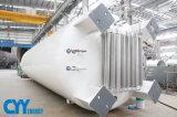 ASME GBのLoxの林のLar Lco2の液化天然ガスのための低温液化ガスの貯蔵タンクは承認した