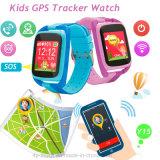Вахта отслежывателя малышей с GPS+Lbs удваивает положение (Y15)