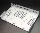 Подгонянные части изготовления металлического листа алюминиевые для снабжения жилищем компьютера