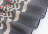 Form-Baum gedruckte Baumwolldickflüssige gedruckte Dame Scarf (YKY1153)