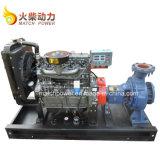 Bomba de agua diesel caliente de la venta 50kw fijada/bomba de Centriffugal con eficacia alta