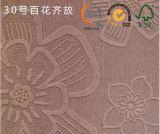 in reliëf gemaakte Masonite 2.5mm/3mm Houtvezelplaat voor de Baksteen van het Comité van de Muur