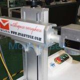 Машина 50W маркировки лазера волокна