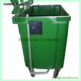 Wheel를 가진 1100 L Mobile Outdoor 무겁 의무 Garbage Container