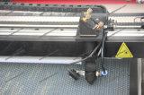 Дешевая ткань с ЧПУ дерева CO2 лазерная резка гравировка цена машины