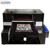 工場低価格の熱い販売DTGプリンターA3サイズのTシャツの印字機