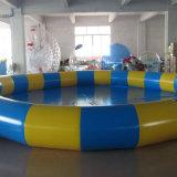 Круглый надувной бассейн для детей